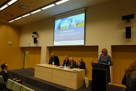 Presentation of the organizing committee